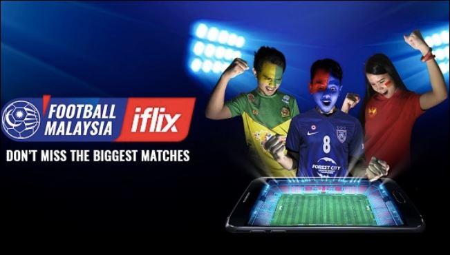 Iflix 30 Hari Percuma Dengan Liga Super Malaysia