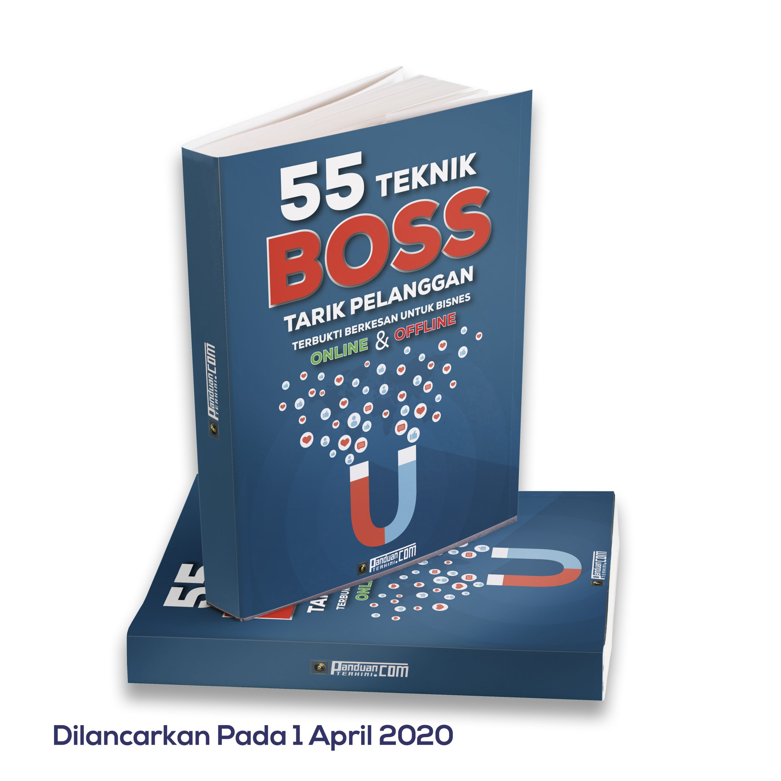 ebook 55 Teknik BOSS Tarik Pelanggan